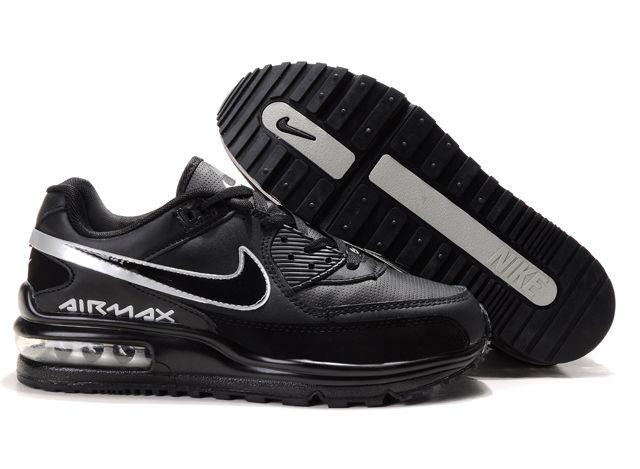nike air max ltd 2 black and white купить